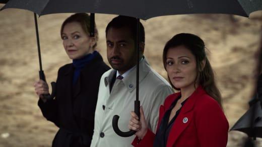 Campaign Trio  - Designated Survivor Season 3 Episode 4