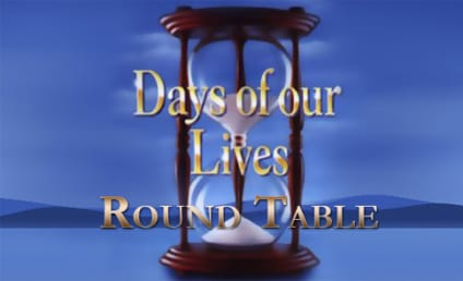Days of Our Lives Round Table: Melanie Jonas Returns