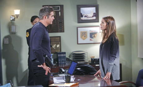 Rafe Arrests Hope - Days of Our Lives