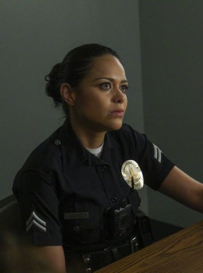 Officer Lopez Regrets Her Decision - The Rookie Season 1 Episode 7