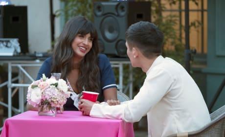 Tahani and Jason - The Good Place Season 2 Episode 10