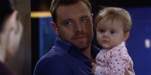 Drew and Scout - General Hospital