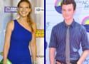 Tournament of TV Fanatic Semifinals: Chris Colfer vs. Anna Torv!