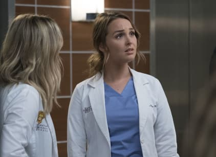Watch Grey's Anatomy Season 14 Episode 9 Online