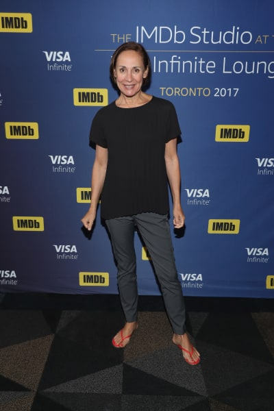 Laurie Metcalf Attends Toronto Film Festival
