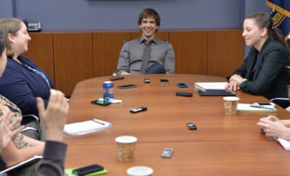 Chris Gorham Set Interview: Shipper Names, The Force of Henry Wilcox and High Season 4 Stakes