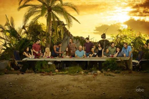 Third Final Supper Pic