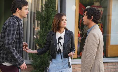 Hello, Ex-Boyfriend! - Pretty Little Liars Season 7 Episode 11