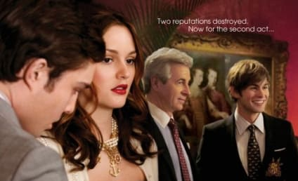 "Gossip Girl Promotional Poster: ""The Grandfather"""