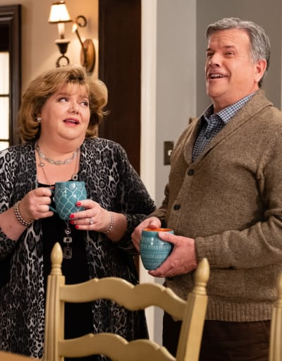 Martha and Tom on Grey-Cation - Good Witch Season 5 Episode 7