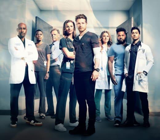 The Resident Season 3 Cast