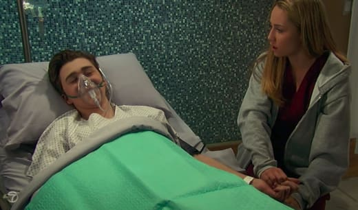 Oscar Recovers — General Hospital