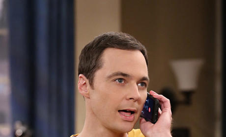 Sheldon Makes a Call - The Big Bang Theory Season 9 Episode 10