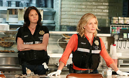 CSI Review: Desperation Diner