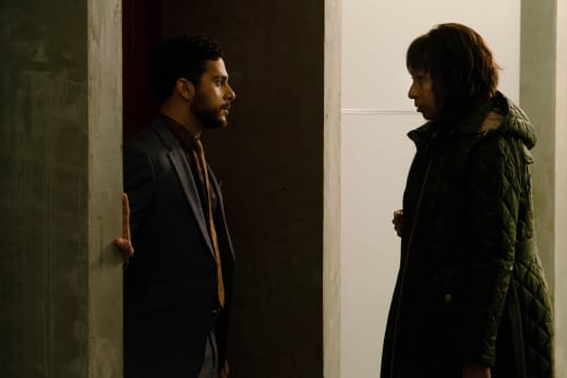 Eladio And Julia - Dietland Season 1 Episode 9