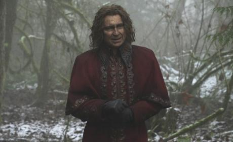 Walking through the woods - Once Upon a Time Season 6 Episode 13