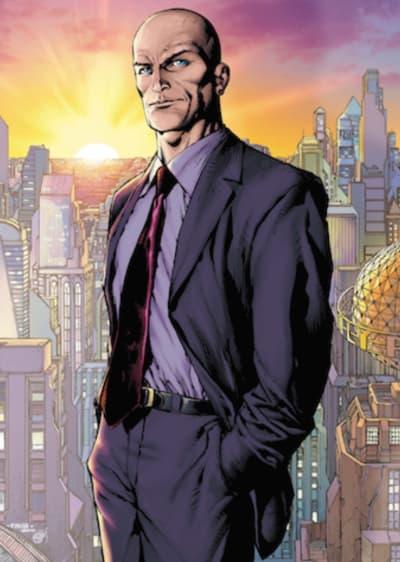 Lex luthor tall