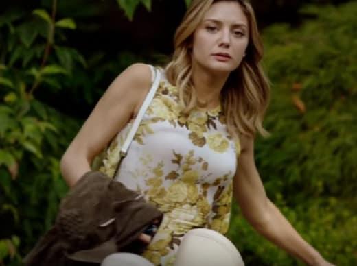 Flowery Dress - The Arrangement Season 2 Episode 2