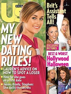 Lauren Conrad Us Cover