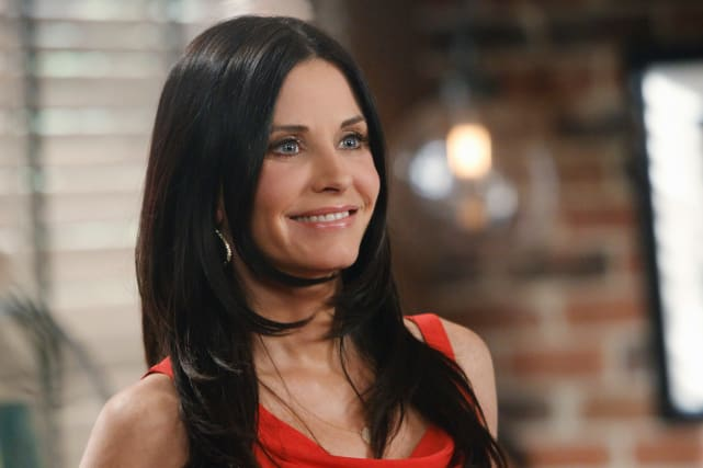 Courteney Cox - Cougar Town