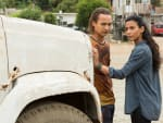 Nick and Luciana - Fear the Walking Dead