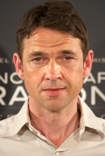 Dougray Scott Attends There Be Dragons Premiere