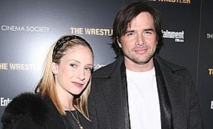Matthew Settle is a Dad!