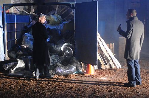 Investigating the Scene