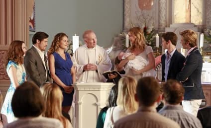 Revenge Photo Preview: Christenings and Consequences