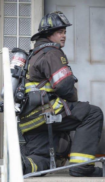 Severide - Chicago Fire Season 8 Episode 6