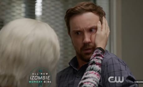 iZombie Promo: Being Inhuman!