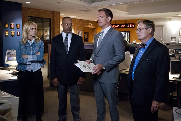 A Frantic Mission - NCIS Season 12 Episode 1
