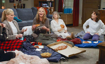 Mom: CBS Teases First Season Without Anna Faris!