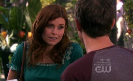 Megan Gives Charlie Advice