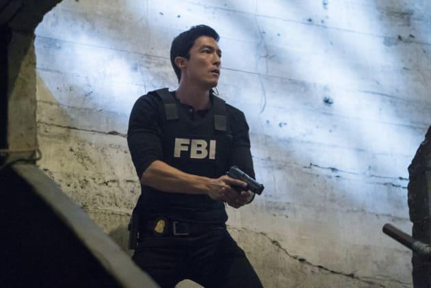 Agent Matt Simmons - Criminal Minds