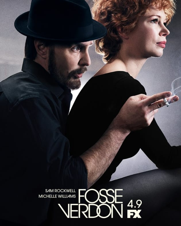 Fosse/Verdon Poster