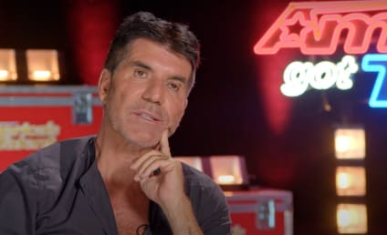 Simon Cowell to Skip America's Got Talent Live Shows After Breaking Back