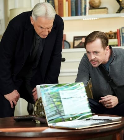 Helping From Home - NCIS Season 18 Episode 6
