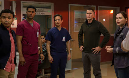 The Night Shift Photo Preview: Who's Back at Work?