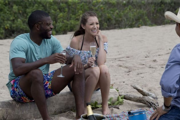 All Smiles - Bachelor in Paradise