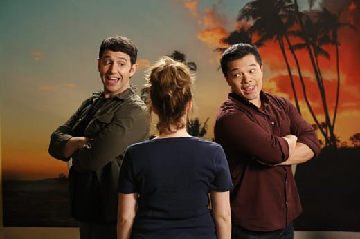 Rebecca Needs to Make a Choice - Crazy Ex-Girlfriend Season 2 Episode 4