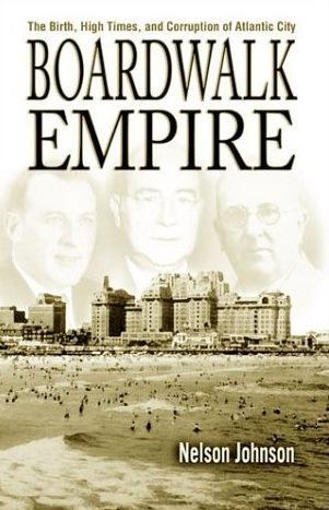 Boardwalk Empire Book