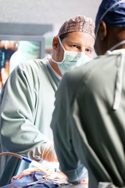 New Chief, New Hospital  - Grey's Anatomy Season 16 Episode 2