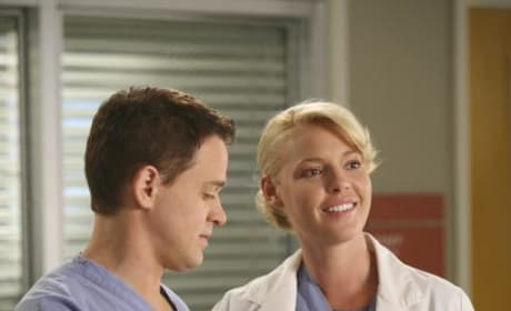 Izzie and George Talk