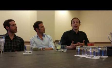 Royal Pains Interview: Michael Rauch with Finale Thoughts