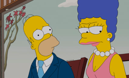 The Simpsons Review: Chicks Dig Brando