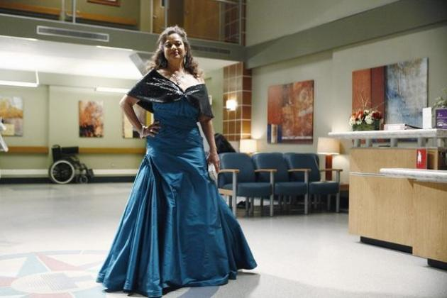 Debbie Allen on Grey's Anatomy