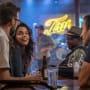 Gossipy Bunch - NCIS: New Orleans Season 5 Episode 5