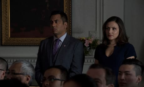 Looking Grim - Designated Survivor Season 1 Episode 19