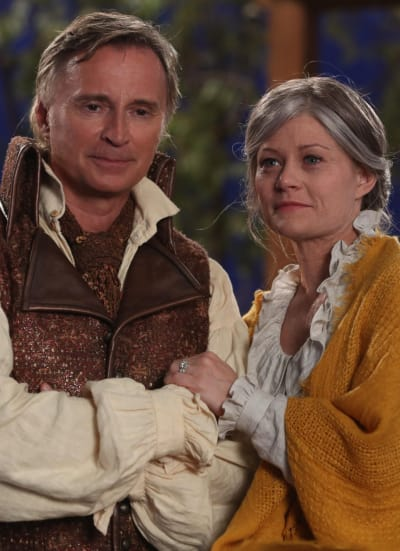 An Older Belle - Once Upon a Time Season 7 Episode 4